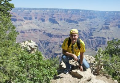 GRAND CANYON – 30 ANOS DE ESPERA