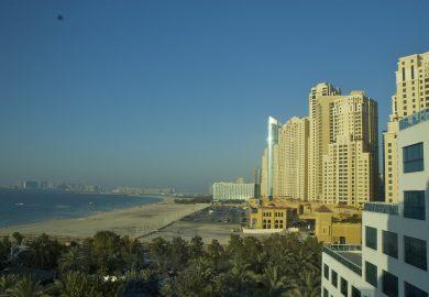 DUBAI – A cidade do futuro