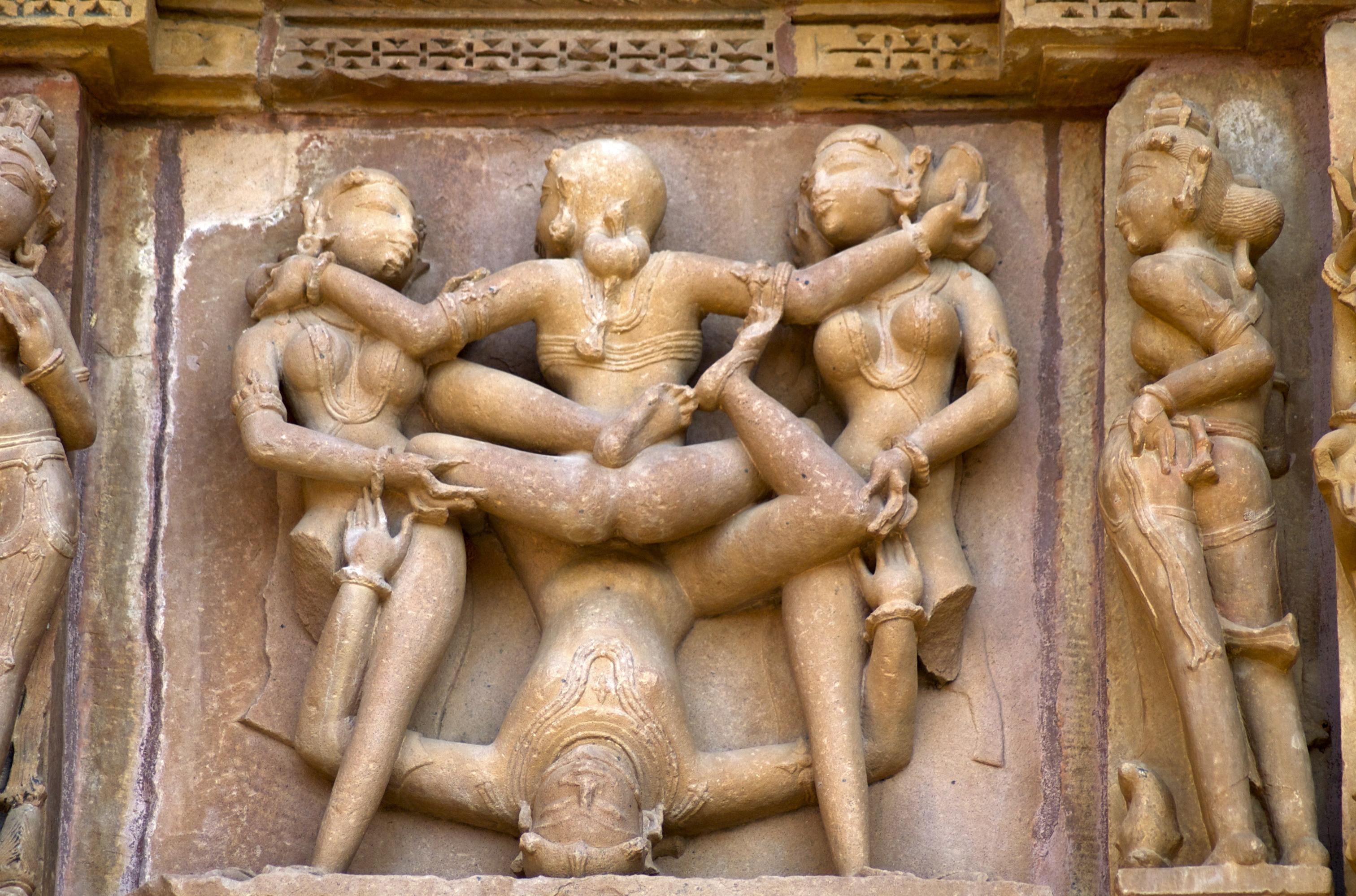 KHAJURAHO – Os templos que inspiraram Kama Sutra