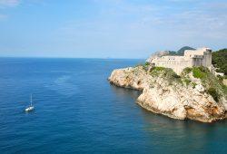Dubrovinik, a Pérola do Adriático