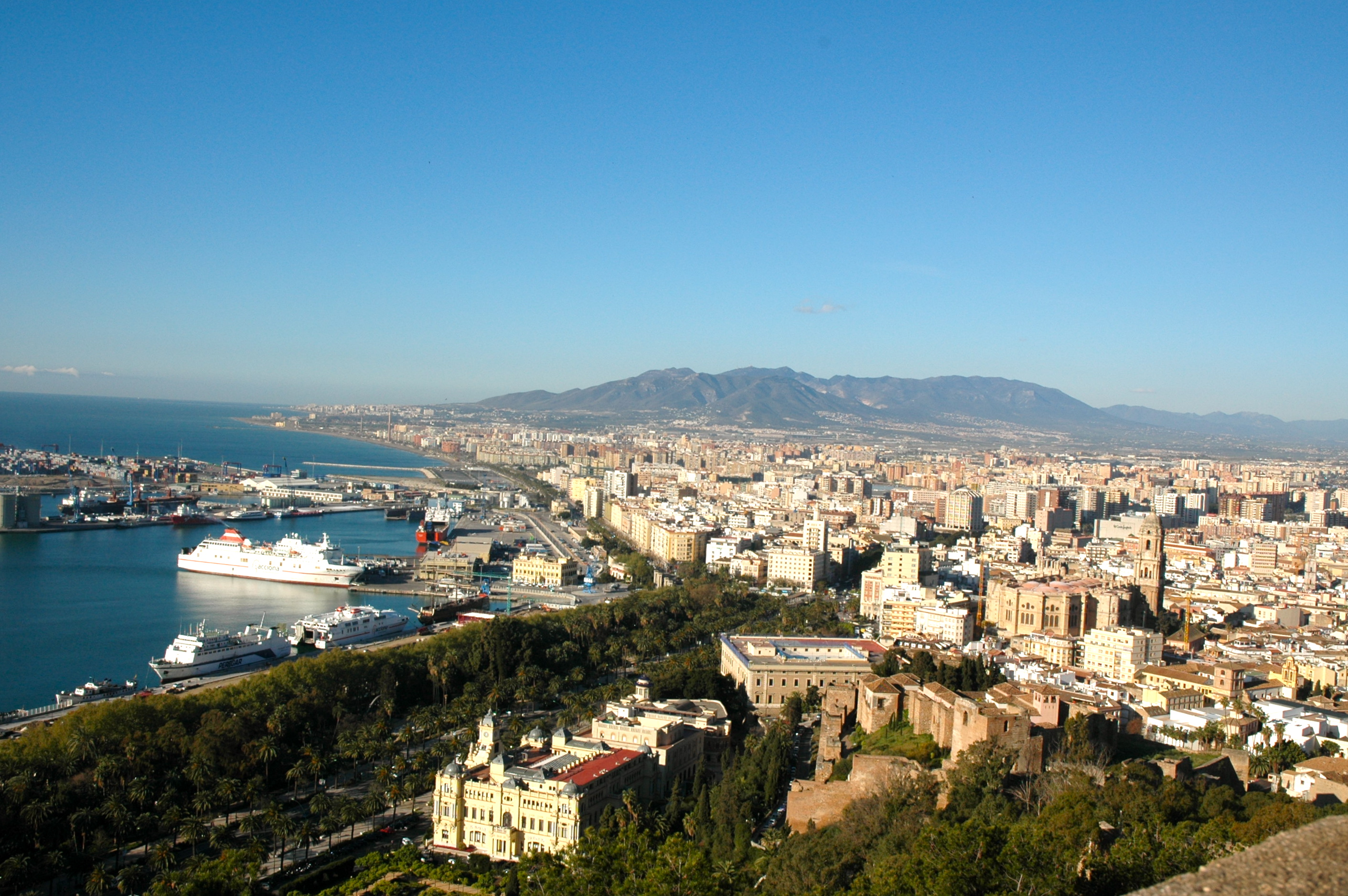 MÁLAGA – A CAPITAL DA COSTA DO SOL