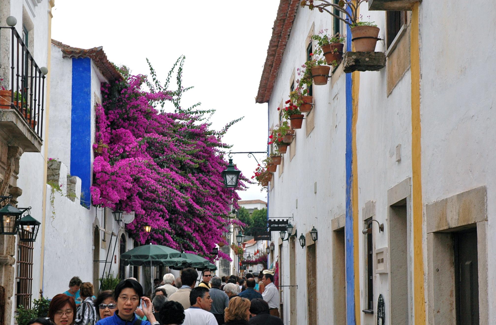 Óbidos, Alcobaça e a história de Inês de Castro