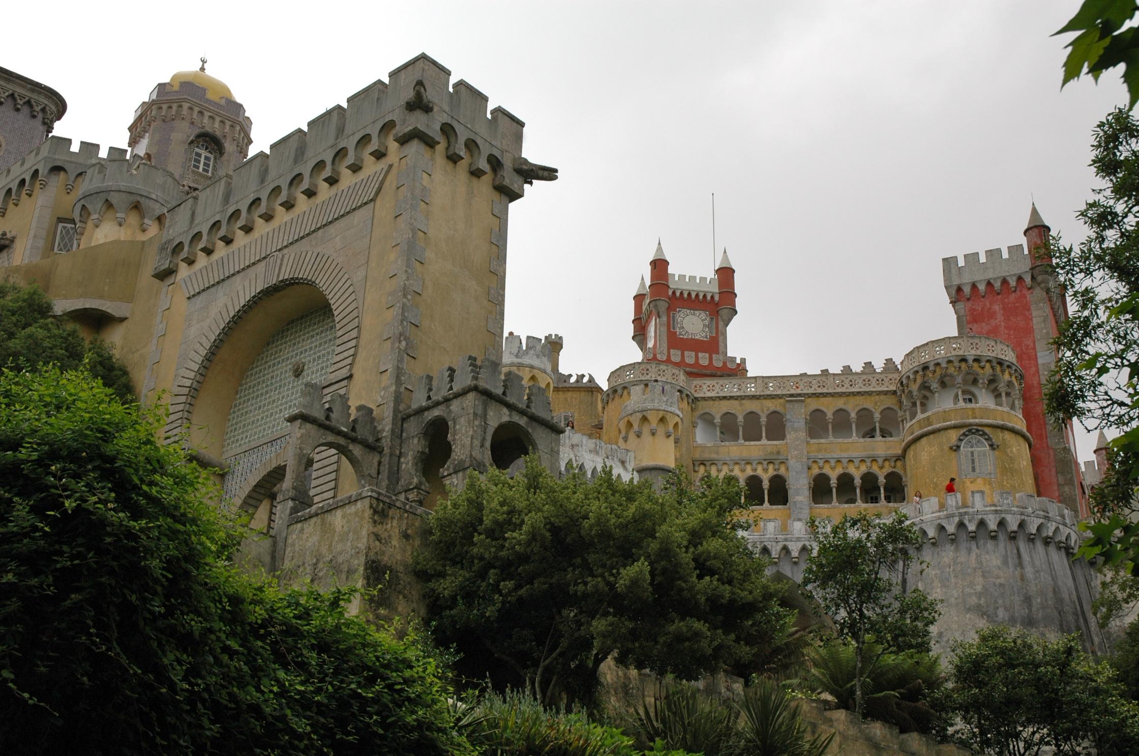 Sintra e o Palácio da Pena