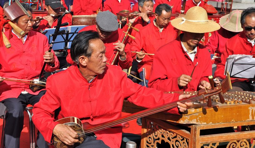 O Festival de Dali na China