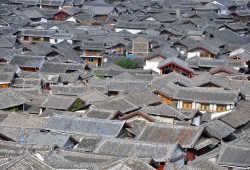 Lijiang, a cidade das lanternas vermelhas