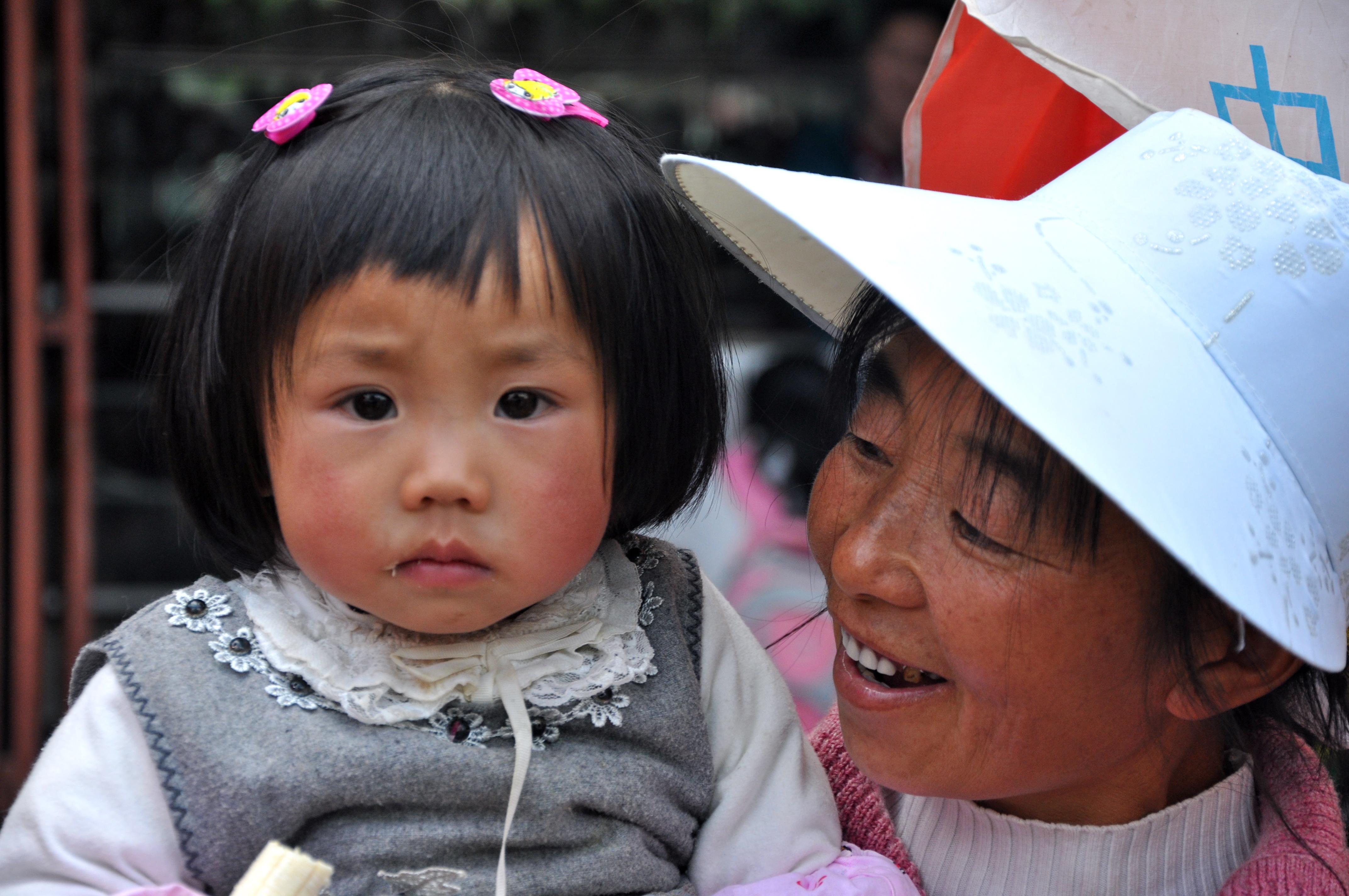 A feira de Shaxi e o povo Bai