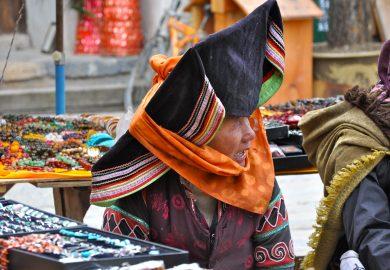 Shangri-Lá, a entrada do Tibete