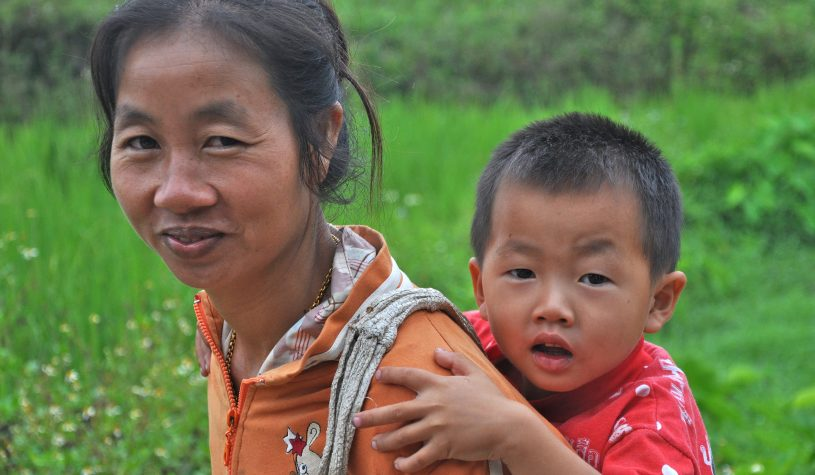 Chegando ao Laos