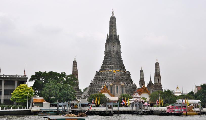 De volta a Bangkok