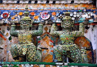 Wat Arun, o símbolo maior de Bangkok