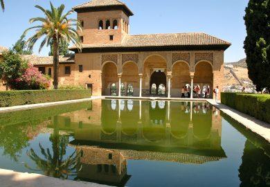 Granada e o Castelo de Alhambra