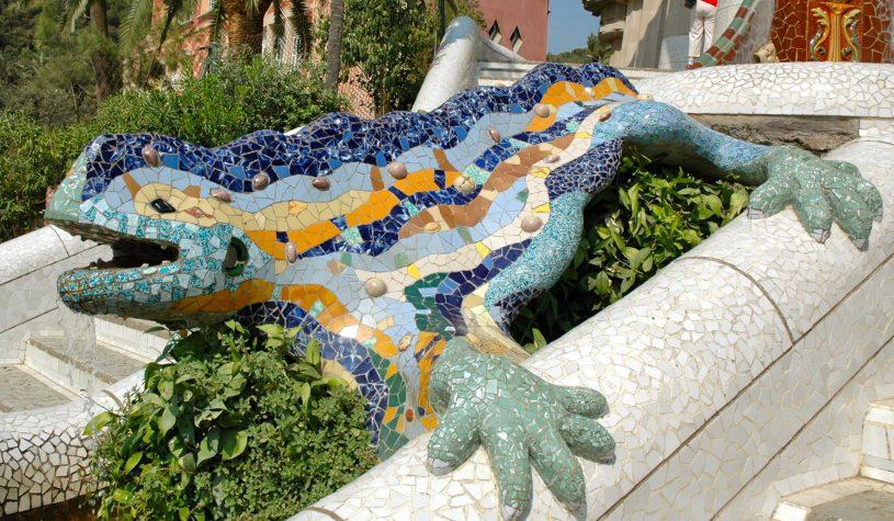 Os tesouros de Gaudí – A Sagrada Família e o Parque Guell