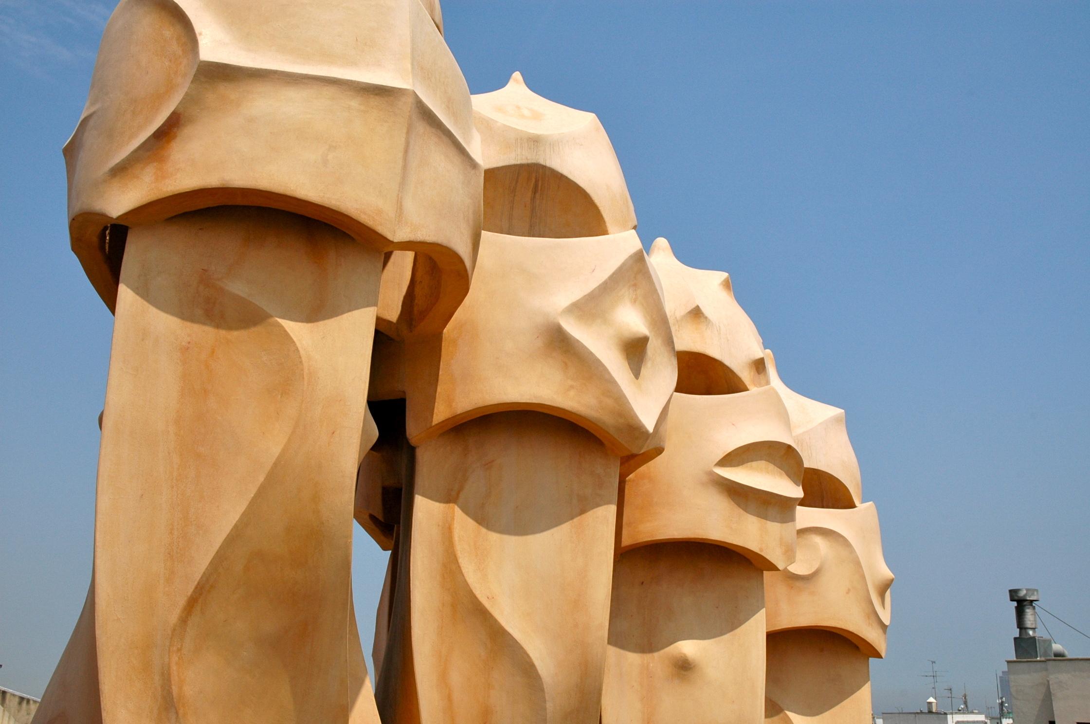 Gaudí e a arte urbana de Barcelona