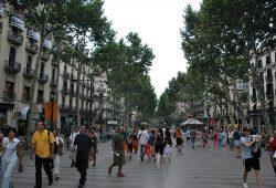 Barcelona, a capital da Catalunha
