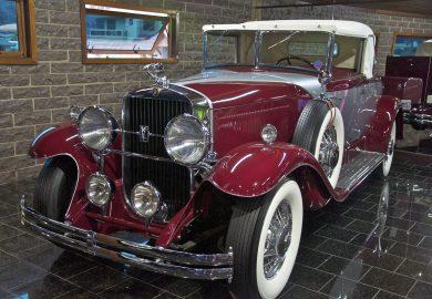 O Museu dos Carros Antigos entre Gramado e Canela é o máximo