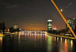 Frankfurt, uma parada estratégica