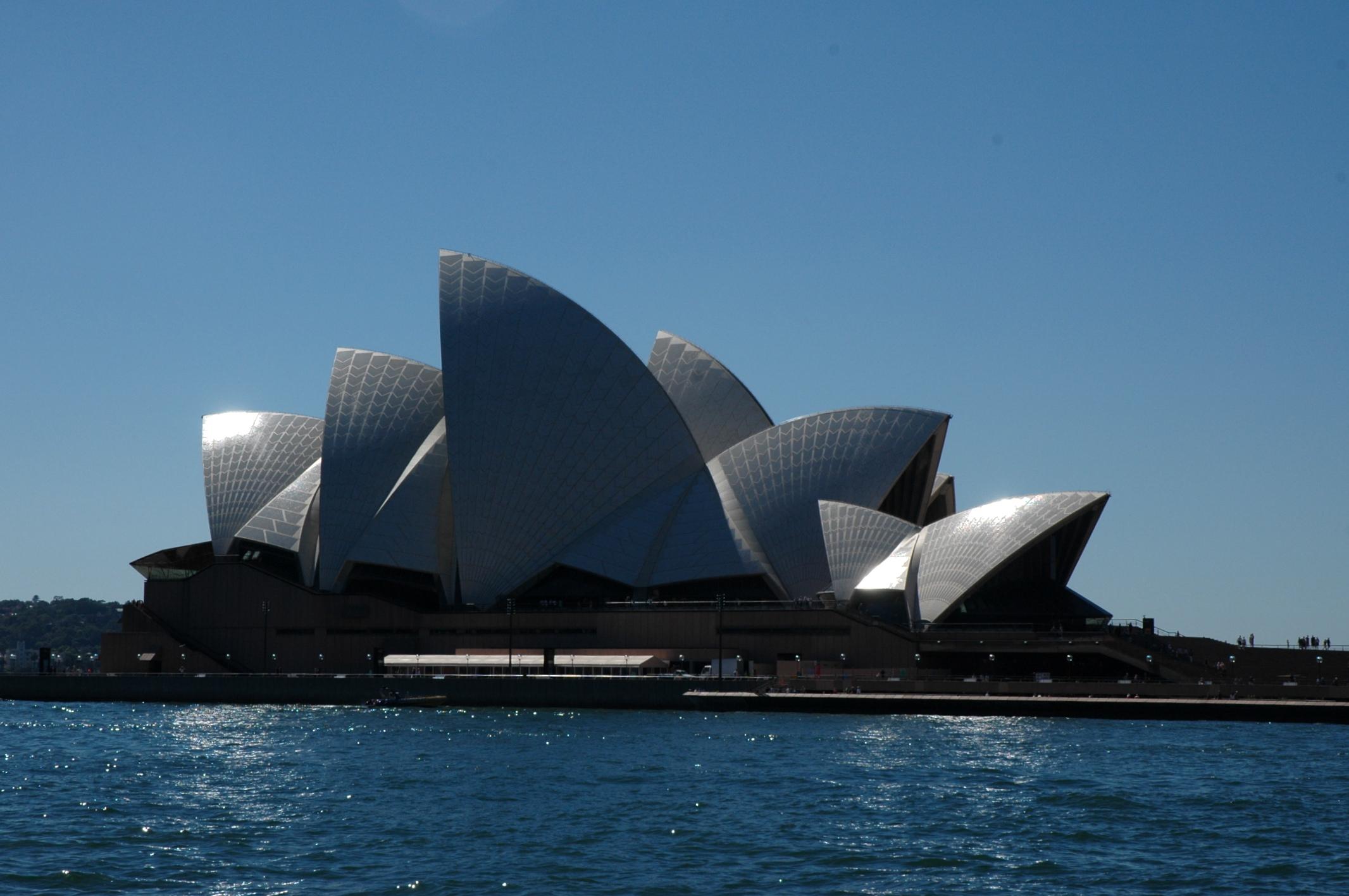 A Ópera de Sydney e a Grande Ponte