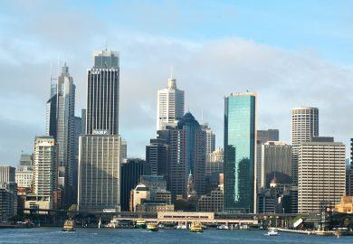 Sydney, a maior cidade da Austrália