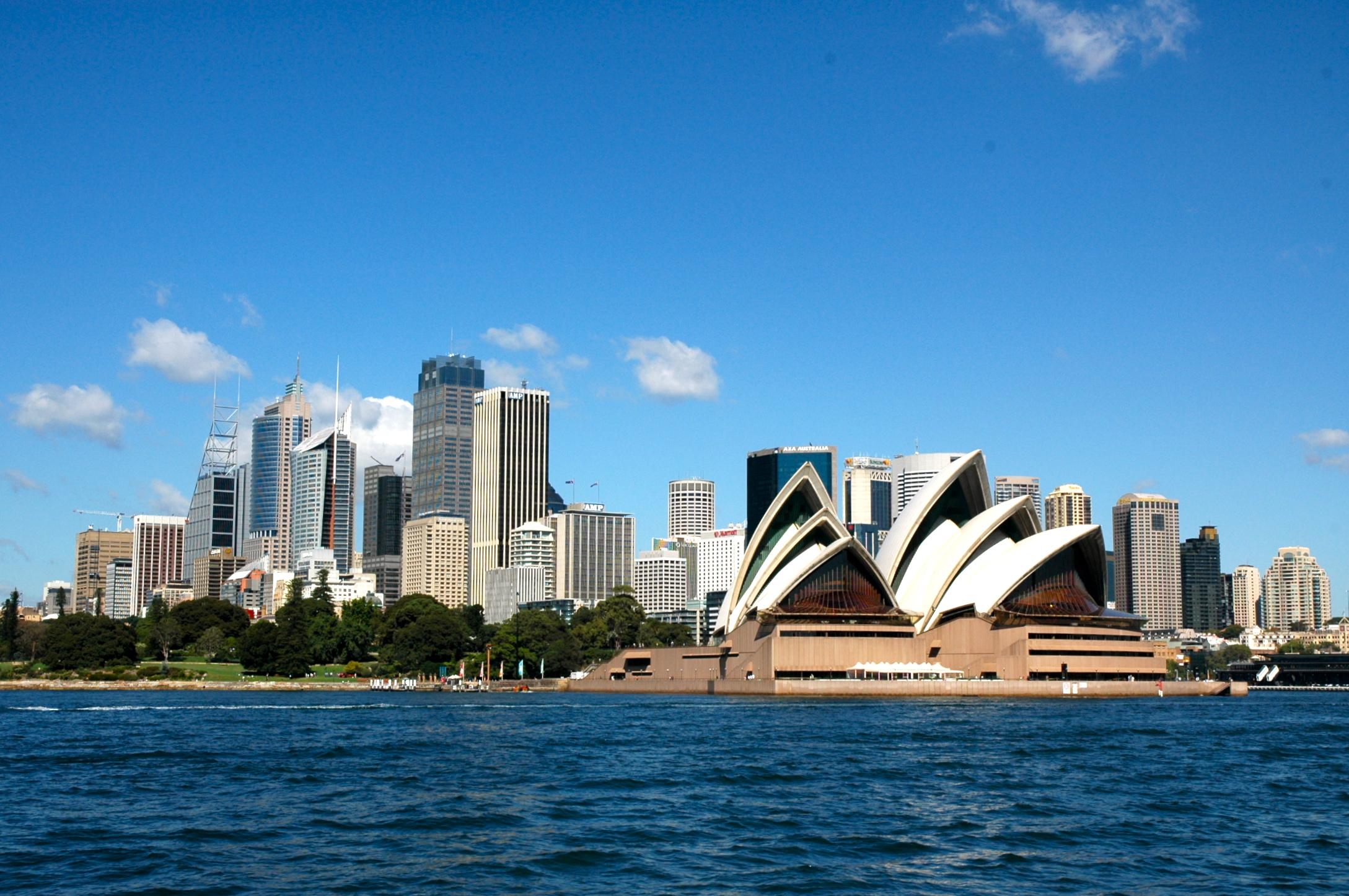 Manly e a Baía de Sydney