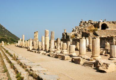 Kusadasi e as ruínas de Éfeso