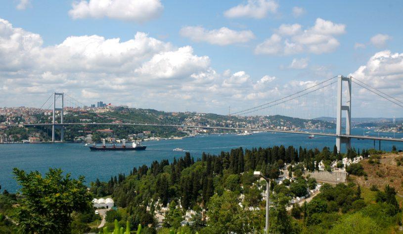 Istambul, a cidade mais bem localizada do Mundo