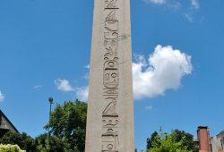 Os obeliscos de Istambul e o Hipódromo de Constantinopla