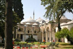 Topkapi, o palácio dos Sultões