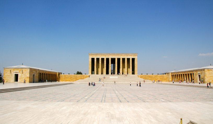 Ankara, a cidade de Atatürk