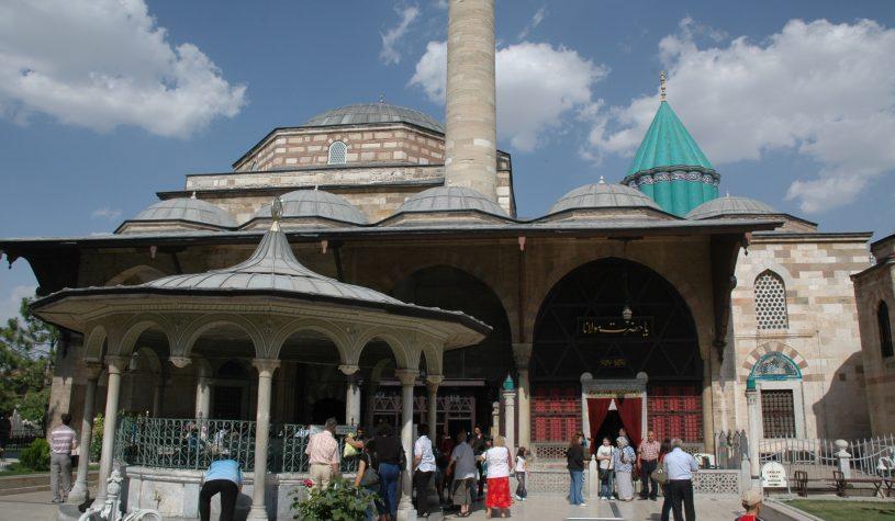 Konya, a Terra dos Dervixes