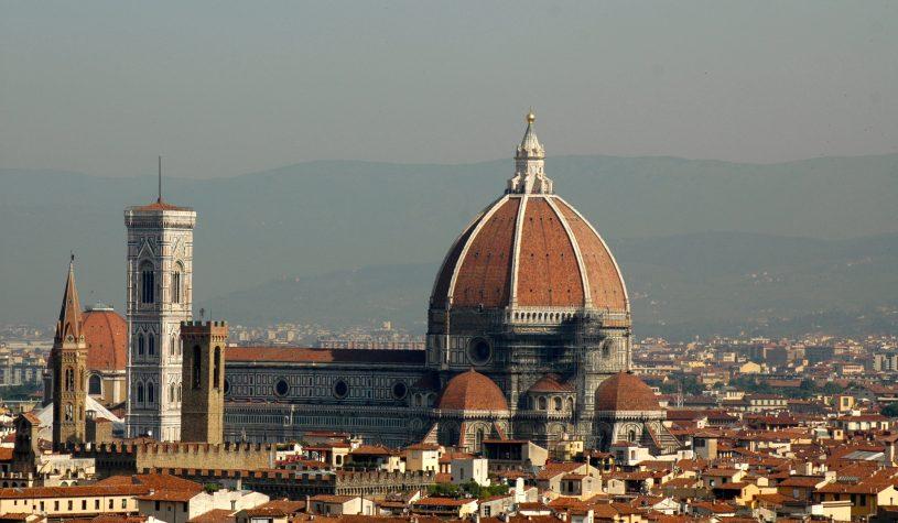 Alguns lugares da Itália