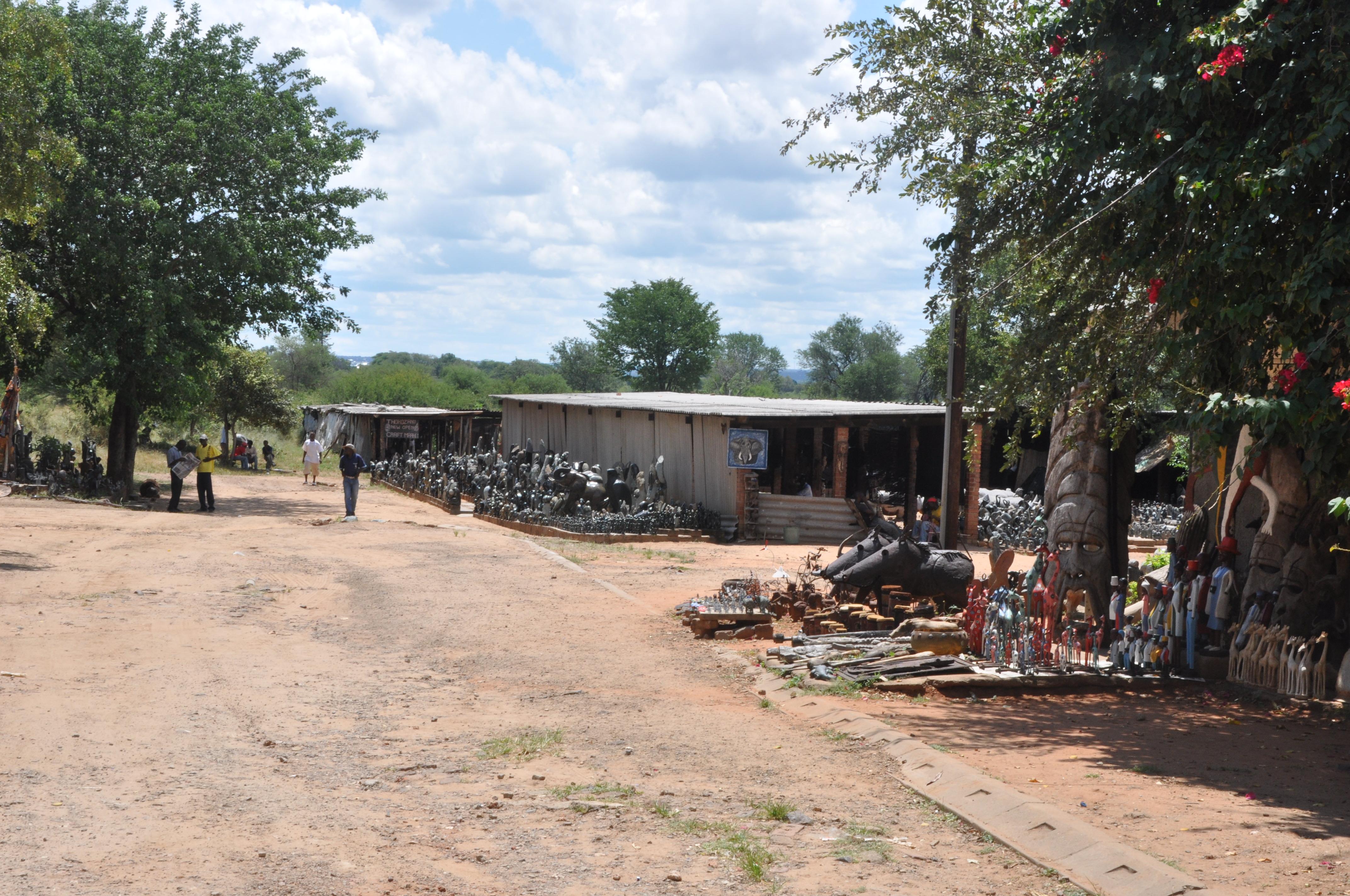 Zimbábue, um país sem moeda