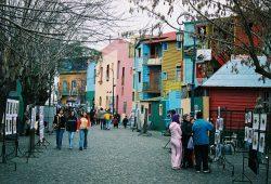 Buenos Aires para a Via Alegria