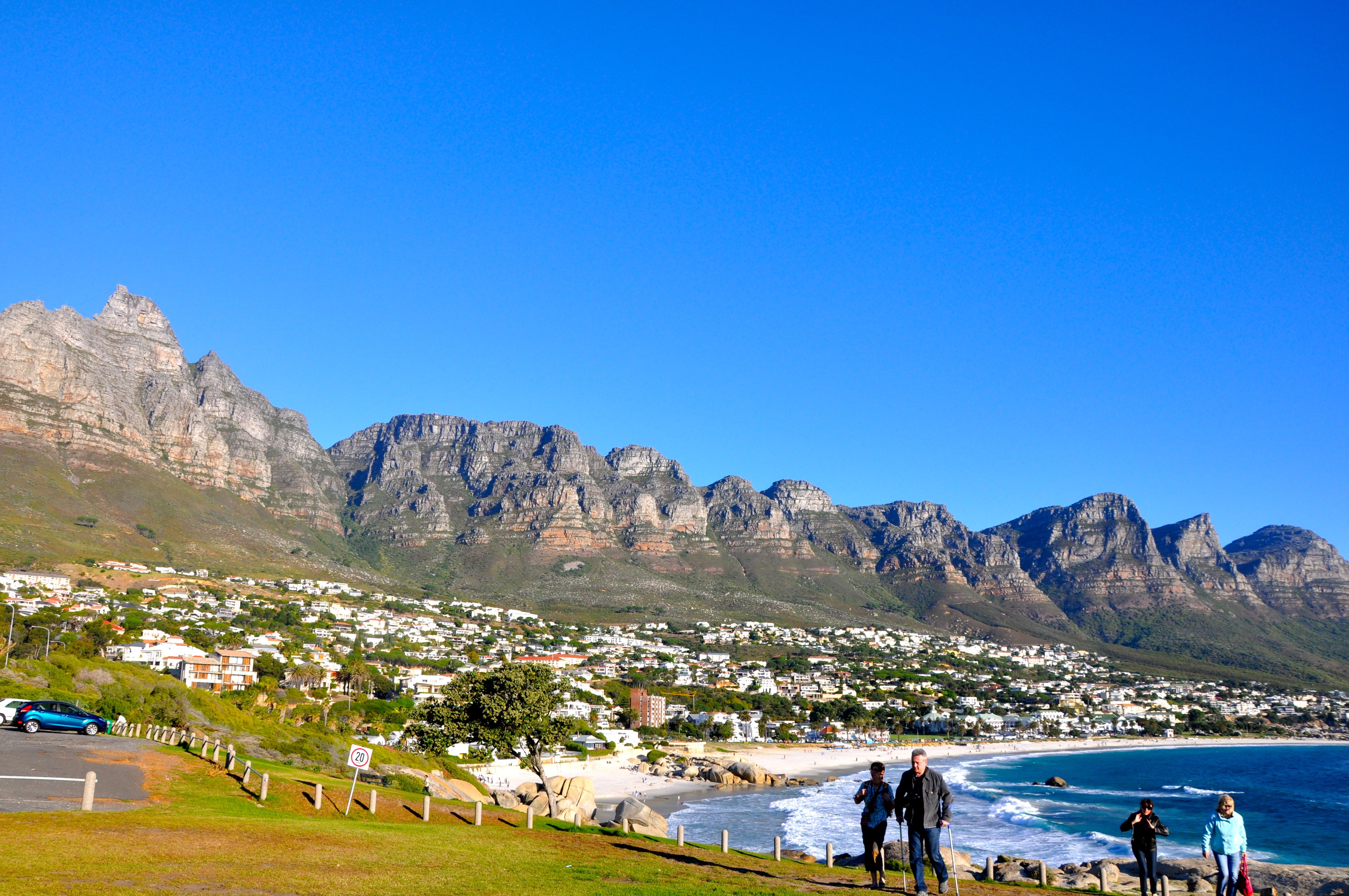 Hout Bay e Camps Bay, lugares que encantam em Cape Town