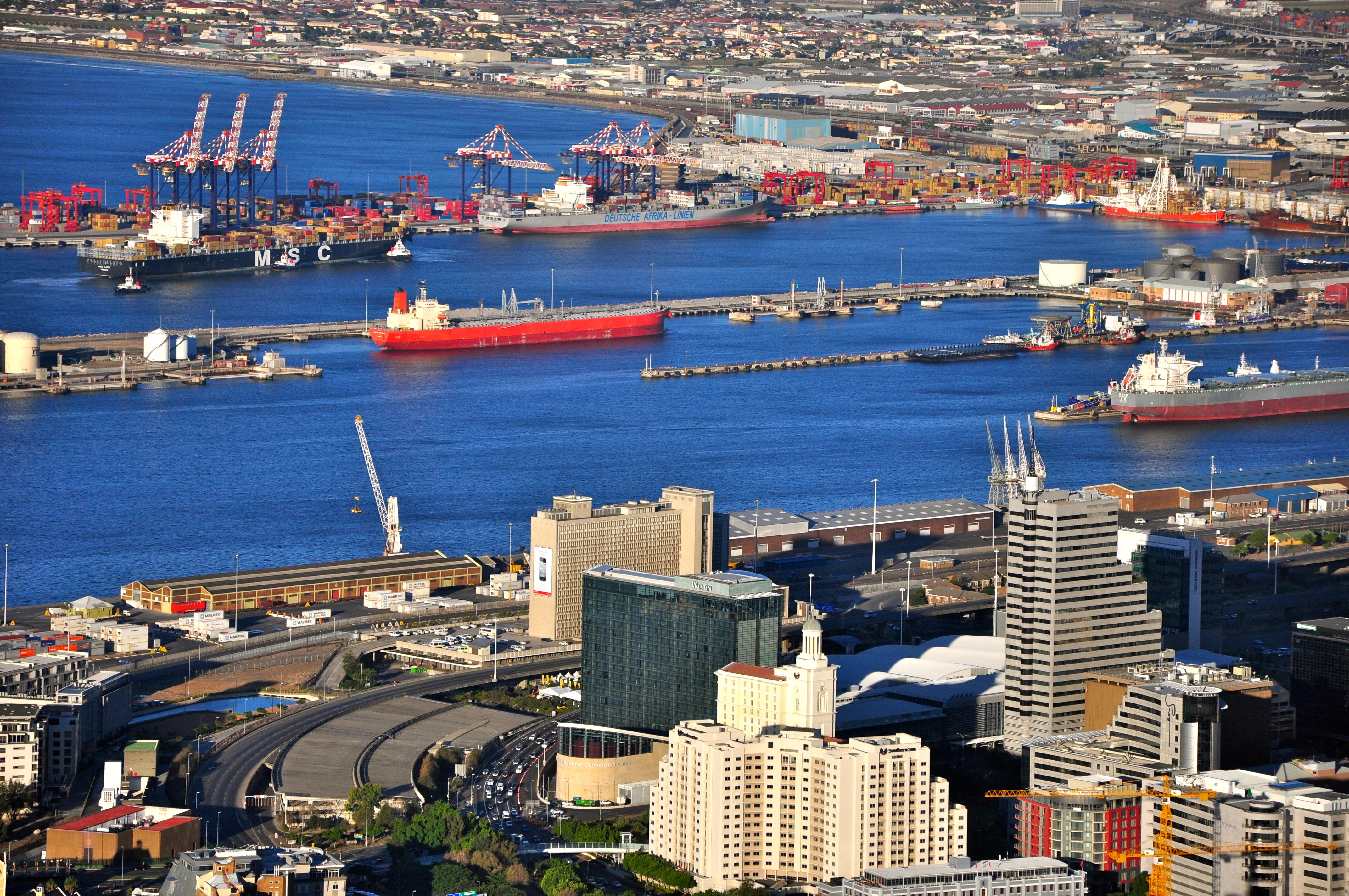 A Cidade do Cabo