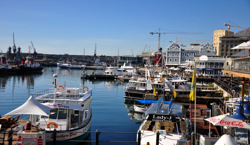 Waterfront de Cape Town, um exemplo de reforma urbana