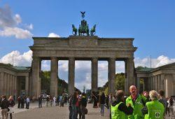 Chegando em Berlim e começando a entender a cidade