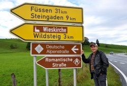 A Rota Romântica da Alemanha