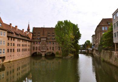 Nuremberg, a cidade que se esconde