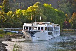 Embarcamos no Cruzeiro Fluvial do S. S Antoinette
