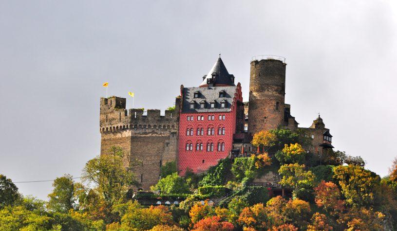 Os castelos do Reno