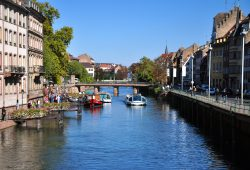 Estrasburgo, uma cidade dividida entre a França e Alemanha