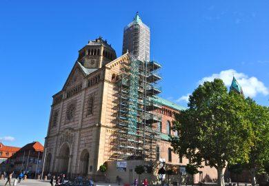 A Catedral de Speyer e a saga dos Judeus