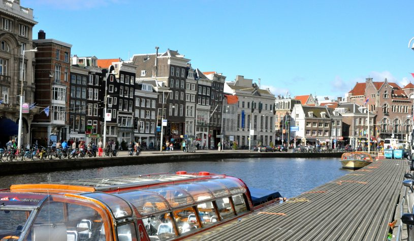 "Amsterdam, a ""Veneza"" do Norte"