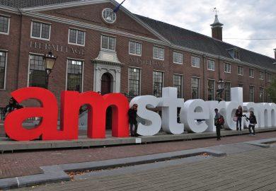 Amsterdam, o Museu Van Gogh, o Mercado das Flores e a Casa de Anne Frank