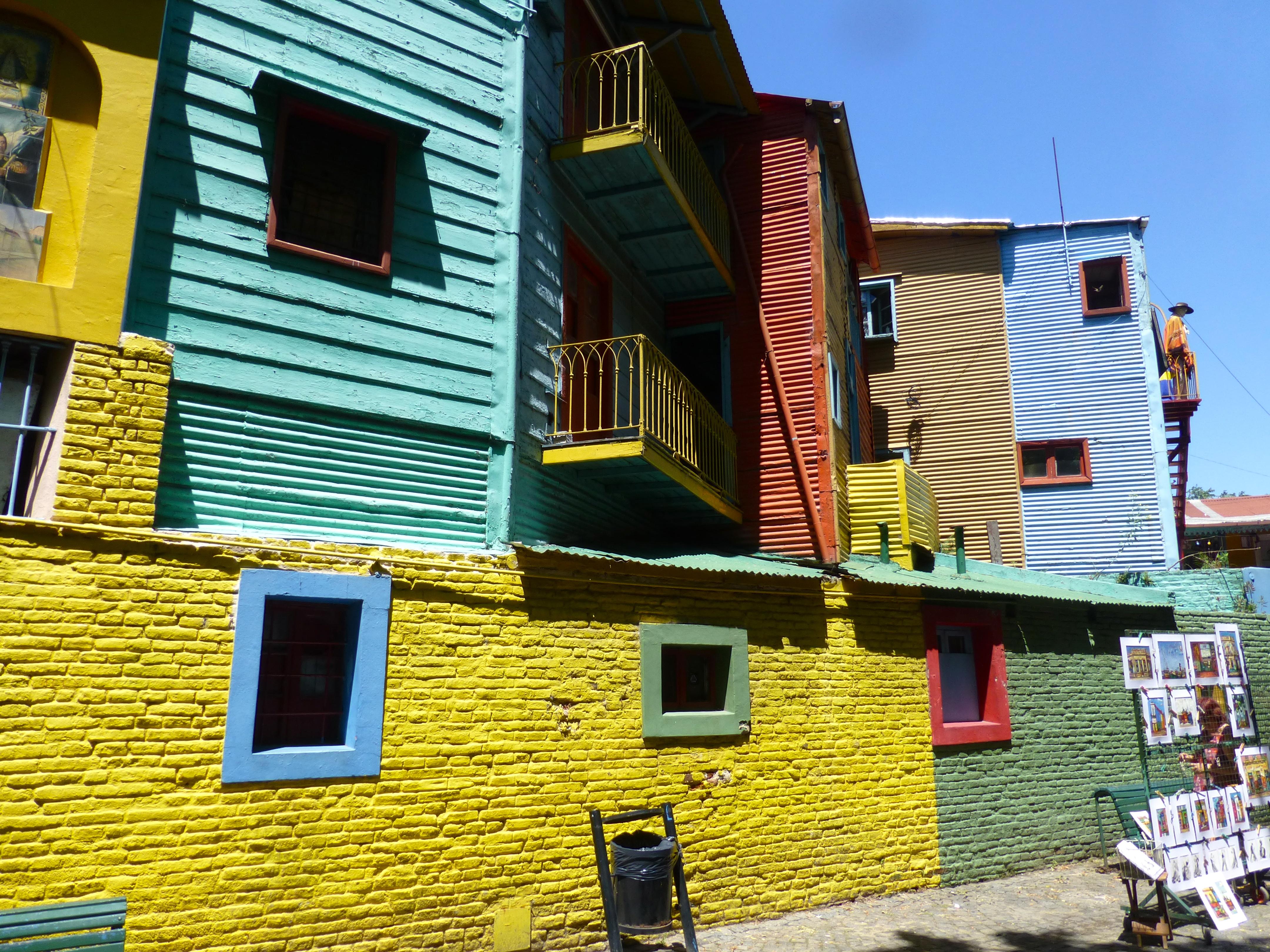 Um dia em Buenos Aires