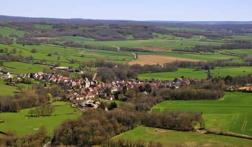 A Basílica de Vézelay e a Abadia de Fontenay, Caminhos da Borgonha