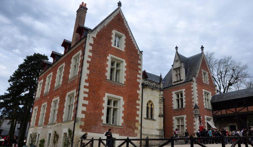 O Castelo de Amboise e o Clos-Lucé, a morada de Leonardo Da Vinci