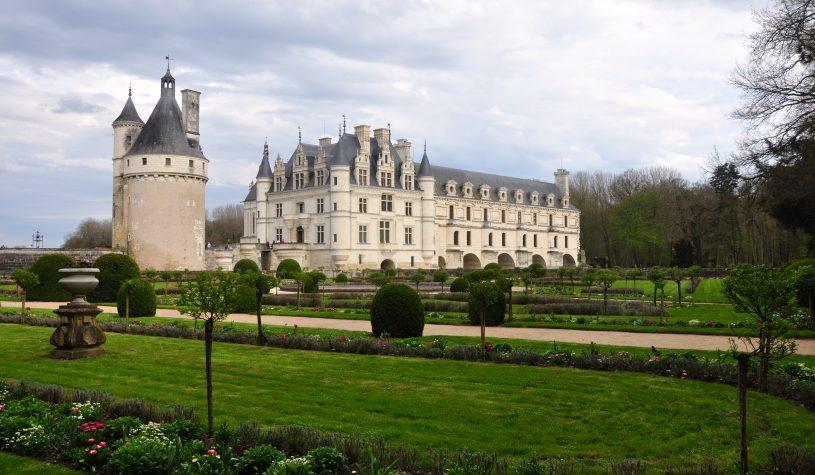 Chenonceau, o Castelo das Sete Damas