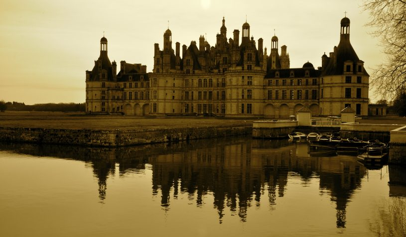 Chambord, o maior castelo do Vale do Loire