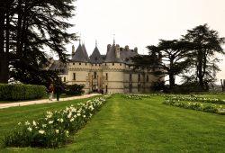Cheverny e Chaumont, mais dois castelos do Loire